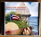 TRIO LOS CONDES - DESDE PUERTO RICO CON AMOR - CD