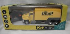 R.C The Dump Toy Truck America's Furniture Outlet Delivers