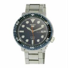 Seiko 5 Sports Blue Men's Watch - SRPC63