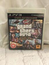 Grand Theft Auto Episodios De Liberty City Playstation 3 (PS3)