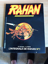 RAHAN - L'INTÉGRAL N°1 DE 1984 - ÉDITIONS VAILLANT -