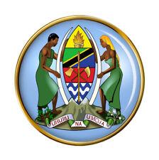 Tanzanie Broche Badge