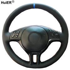 For BMW E39 E46 325i E53 X5 Hand Sewing Car Steering Wheel Cover Car Protector