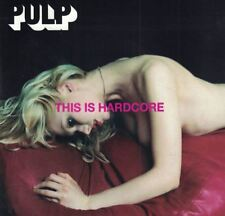 This Is Hardcore Pulp Music CD 1998 Island Records