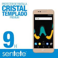 Sentete® Wiko Upulse Protector de Pantalla de Cristal Templado PREMIUM