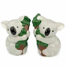Puckator Koala Salt and Pepper Set Novelty Home Cute Animals Tableware Gift