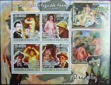 Sao Tome & Principe,Panting,Renoir-1M/Sh.,MNH**.STP092