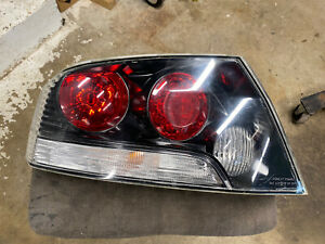 2006 Mitsubishi Lancer Evolution Evo 7 8 9 OEM Rear Left Driver Tail Light Lamp