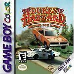 The Dukes of Hazzard - 2000 THQ Racing - Nintendo Game Boy Color