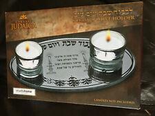 Classic Judaica Mirror Votive Holder STUDIOHOME