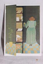 Ancienne carte postale d'art-Berthine Marceau--Le tresor de Mamy