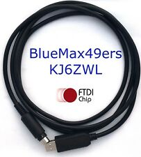 FTDI USB CAT Programming Cable Yaesu FT-857  FT-857D FT-897 FT-897D CT-62