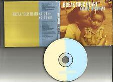 10,000 Maniacs NATALIE MERCHANT Break your w/RARE EDIT PROMO DJ CD single 10000
