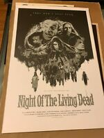 Gabz Night of the Living Dead Silver Glow Variant Edition - FREE SHIPPING