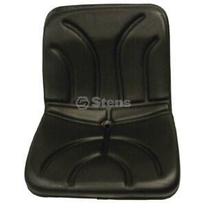 Seat Universal Black Vinyl, Adjustable 3010-0036