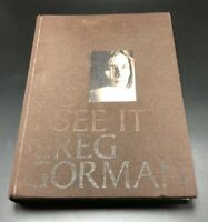 """RARE 1ST EDITION """"AS I SEE IT"""" MALE EROTIC PHOTOGRAPHY BOOK BY GREG GORMAN"""