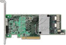 LSI Logic MegaRAID 9266-8i 8 Port Internal 1gb Sata/sas Controller Card