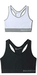 NEW Under Armour Women's Athletic Mid Sports Workout Bralette Racerback Bra