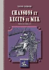 Chansons & Récits de Mer - Yann Nibor