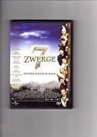 7 Zwerge - Männer allein im Wald / Otto Walkes / DVD