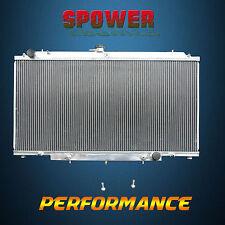 3 ROW For Nissan Patrol Y61 GU 4.5L TB45E 6Cyl Petrol Aluminum Radiator AT 97-01