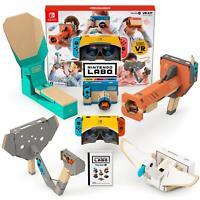 Nintendo Labo Nintendo lab ToyCon 04: VR Kit Switch