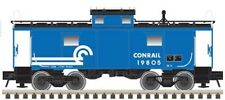 Atlas # 20004726 NE-6 Caboose - Ready to Run  Conrail # 19812 HO MIB