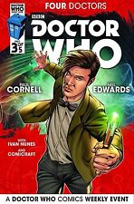 Doctor Who 2015 Four Doctors #3 Regular Cover Comic Nm - Vault 35