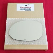 Mirror Glass + Adhesive For Chrysler 300M, Concorde, Lhs Driver Side Replacemen