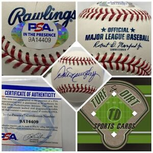 TriStar Productions Autograph Baseball DALE MURPHY PSA/DNA Auth.