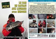 Le bar en bateau aux leurres avec Hiroshi - Pêche en mer - Vidéo Pêche