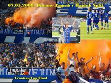 DVD DINAMO ZAGREB - HAJDUK SPLIT 2008 CUPFINAL (ULTRAS)