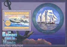 GUINEA  2012 SHIPS OF THE WORLD JOHN F. KENNEDY'S  PT 109  MINT NH