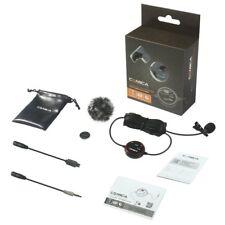 CoMica CVM-V03 dB Clip-on Condenser Microphone for GoPro HERO 3 3+ 4 5 Camera