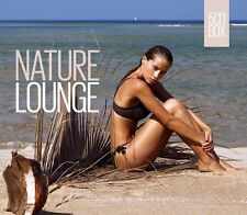 CD Nature Lounge d'Artistes divers 5CDs