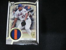 Jeurys Familia Patch Relic Card-2018 Museum Collection#'D To 25