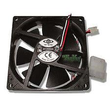 Replacement fan for Dell JMC Datech-Model 0925-12HBTA w/ 4 & 3 pin Connectors