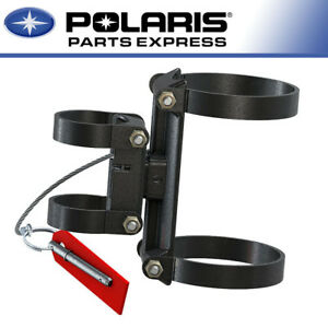 POLARIS RZR 800 900 1000 XP TURBO FIRE EXTINGUISHER MOUNT 2881200 NEW