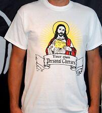 Depeche Mode Personal Jesus Para hombres Unisex dm Top Blanco Camiseta mediano Nueva