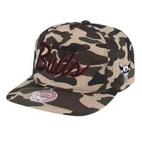 Mitchell & Ness Camo NBA Chicago Bulls Duck Special HWC Snapback Hat