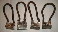 4 Vintage Box Springs Handles -- Pat # 2410258 in 1946 -- Bed Springs Lifts