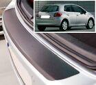 Toyota Auris hayon MK1 - CARBONE STYLE Pare-chocs arrière protection