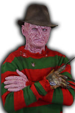 Freddy Krueger Part 4 Most Accurate spfx Silicone Mask Nightmare Halloween