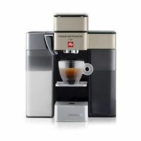 Illy Machine Café Iperespresso Y5 Milk Capsules Expresso & Cappuccino 220V