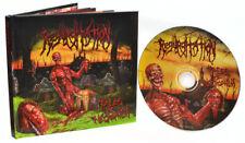 Regurgitation : Tales of Necrophilia CD Album with DVD 2 discs (2019) ***NEW***