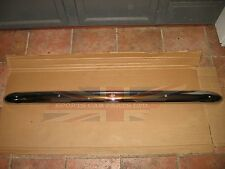 Brand New Front Bumper Bar MG TD TF T Series With a Pair of Overriders Guards