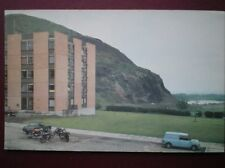 POSTCARD EDINBURGH UNIVERSITY OF EDINBURGH - POLLOCK HALLS OF RESIDENCE (2)