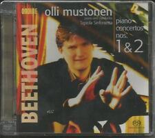 Beethoven Klavierkonzert Nr.1 Tapiola Sinfonietta/Mustonen  Hybrid SACD Surround
