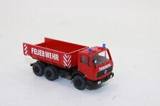 Wiking 062403 Feuerwehr  Schuttwagen Mercedes Benz 624 03    NEU + OVP 1:87 H0