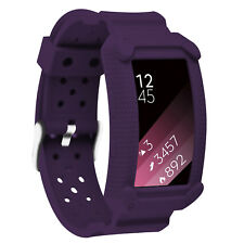Moretek Soft Replacement Band Protective Strap for Samsung Gear Fit 2/ Fit 2 Pro